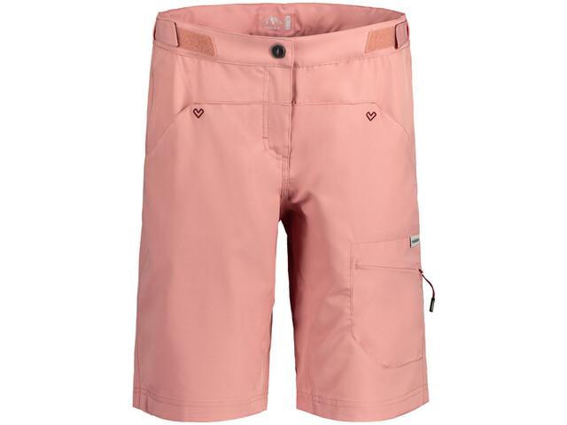Maloja CardaminaM. Pantalones cortos multideportivos Mujer, lotus